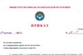Приказ о составе комиссии по утверждению проектов на получение стимулирующих (долевых) грантов от 19 июня 2020 г. (.pdf)